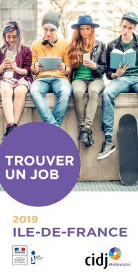 CIDJ_Trouver un job_2019